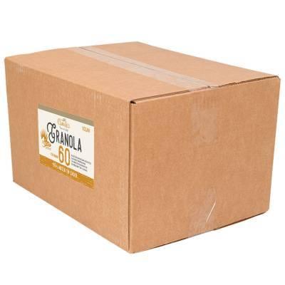 66880H - Camile's granola 60% met agave 10000 gram