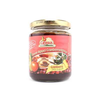 2726 - Canisius peren-appel-cranberrystr 300 gram