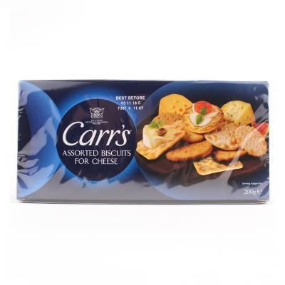 15901 - Carr's assorted 200 gram