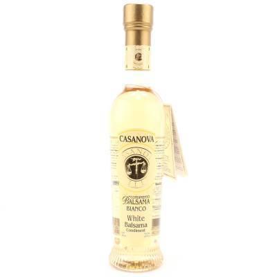4723 - Casanova witte balsamico condiment 250 ml
