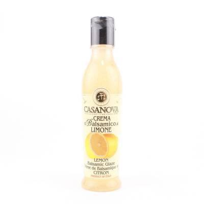 4786 - Casanova crema balsamico citroen 180 ml