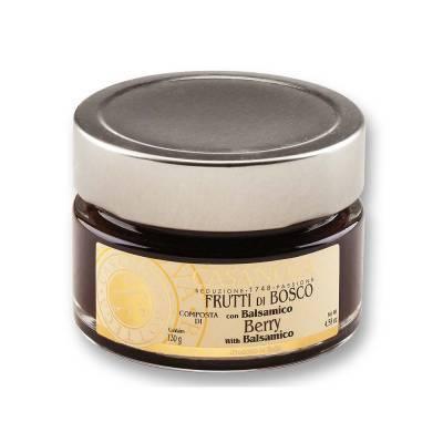 4798 - Casanova bessencompote met balsamico azijn 130 gram