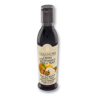 4800 - Casanova balsamico glaze peer en walnoot 220 gram