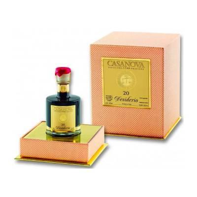 4761 - Casanova condimento agrodolce desiderio 20 jaar 100 ml