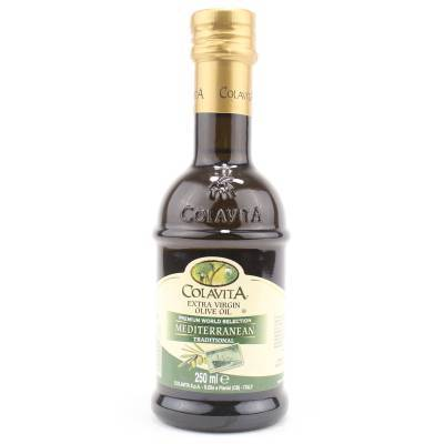 8208 - Colavita olijfolie extra vergine mediterranean 250 ml