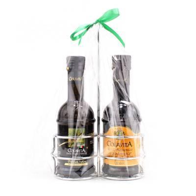 8217 - Colavita tafelset olijfolie e.v. /aceto balsamico ml