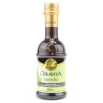 8219 - Colavita basilolio extra vergine 250 ml