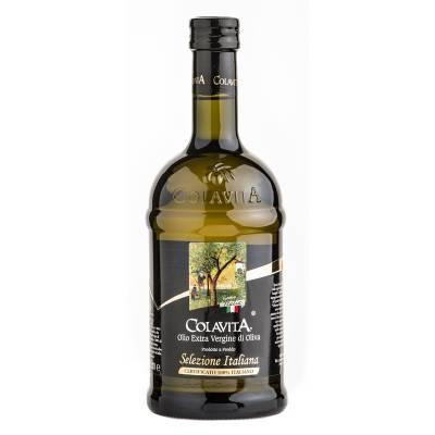 8253 - Colavita olijfolie ev 100% italiaanse olijven 1 liter