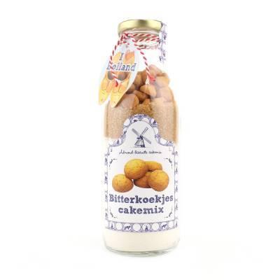 12301 - Concept Unie bitterkoekjescake hollands 400 gram