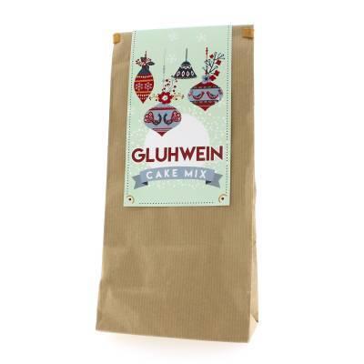 12314 - Concept Unie gluhwein cakemix kraftzak 350 gram