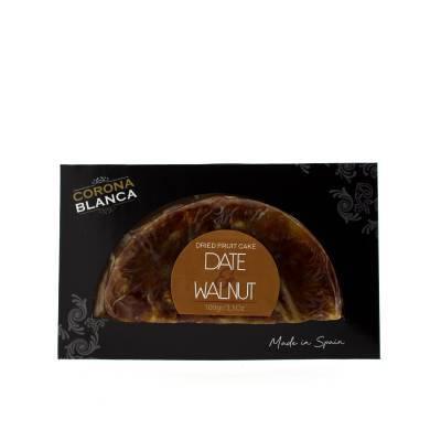 17602 - Corona Blanca dadel walnootbrood rond 200 gram