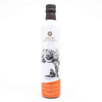 1970 - Cretan Mythos extra vergine olijfolie fles - dorica 500 ml