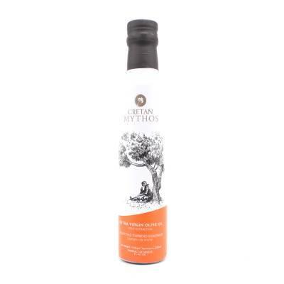 1972 - Cretan Mythos extra vergine olijfolie fles - dorica 250 ml