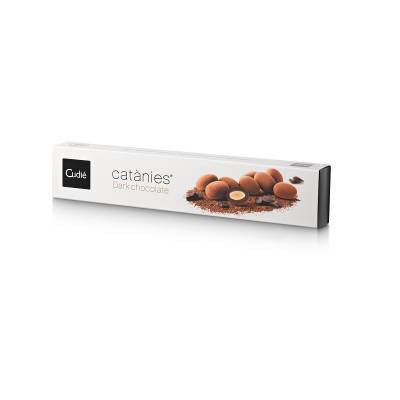 10051 - Catanies Cudie catanies dark chocolate 250 gram