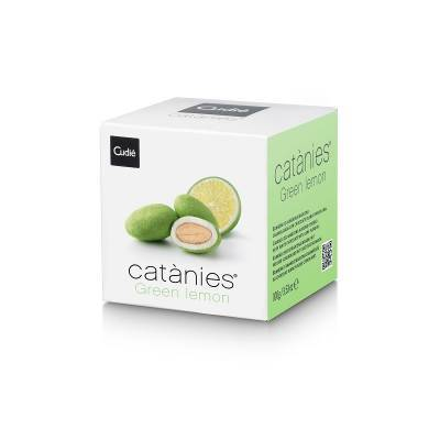 9997 - Catanies Cudie catanies green lemon 100 gram