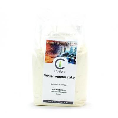 12057 - Custers winter wonder cakemix 500 gram