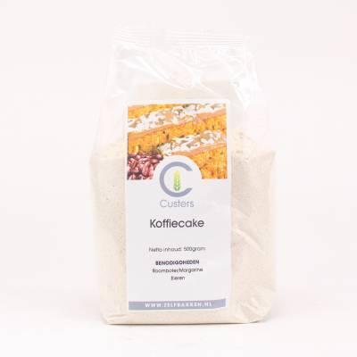 12065 - Custers koffiecake 500 gram