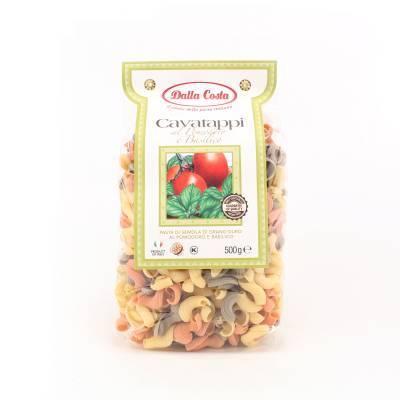 8335 - Dalla Costa cavatappi tomaat basilicum 500 gram
