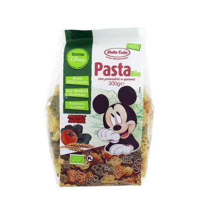 8339 - Dalla Costa mickey mouse paste tricolore 300 gram