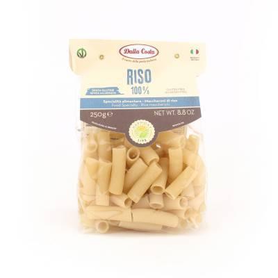 8592 - Dalla Costa maccheroni van rijstmeel 250 gram