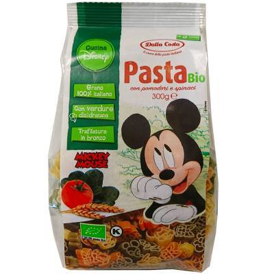 8339 - Dalla Costa mickey mouse paste tricolore 300 gram