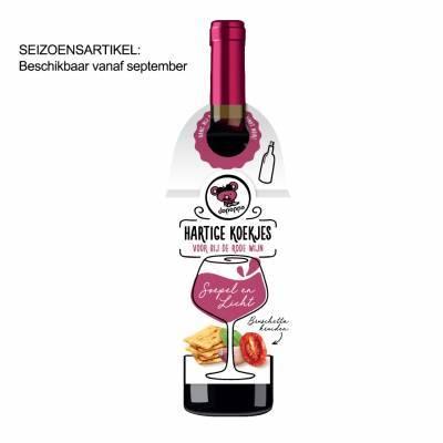 12392 - Dapeppa Hartige Koekjes Rode Wijn