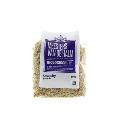 6626 - De Halm crunchy granola 800 gram