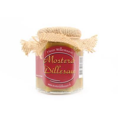 1020 - Hofstee mosterd-dillesaus 190 ml