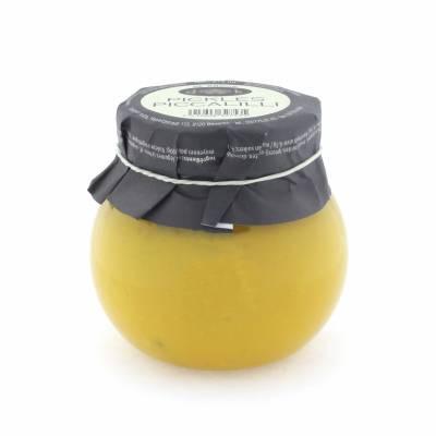 2538 - De Kroon pickels - piccalily 275 ml