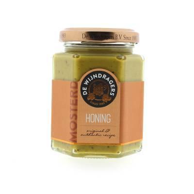 1123 - Wijndragers honingmosterd 195 gram