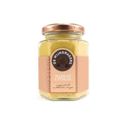 1124 - Wijndragers zwolse mosterd 195 gram