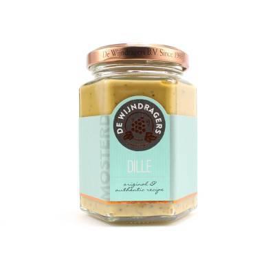 Tartaar van gerookte zalm met knoflooksaus en mosterd dille saus
