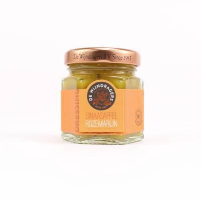 11350 - Wijndragers sinaasappel rozemarijndressing mini 45 ml