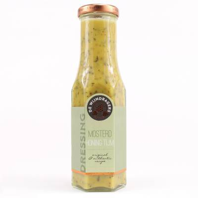 1183 - Wijndragers mosterd honing tijmsaus 250 ml