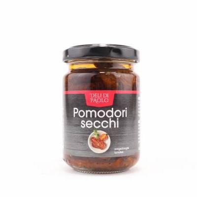 8523 - Deli Di Paolo pomodori secchi 140 gram