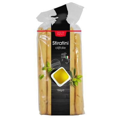 8527 - Deli Di Paolo stiratini olijfolie 150 gram