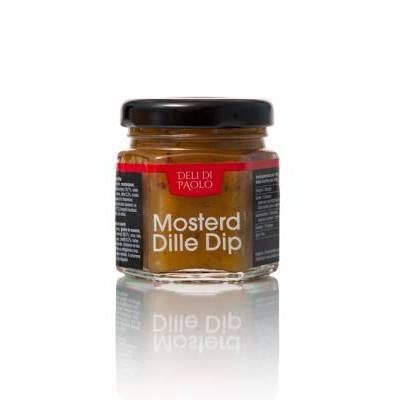 8511 - Deli Di Paolo dip mosterd dille 45 ml