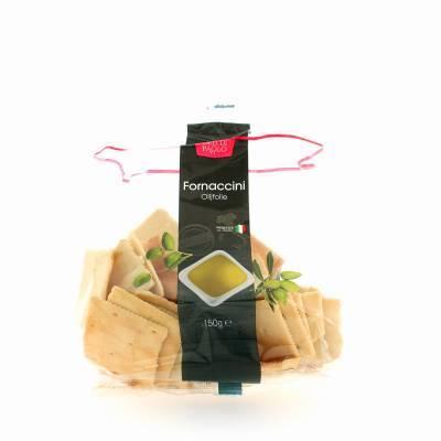 8073 - Deli Di Paolo fornaccini olijfolie 150 gram
