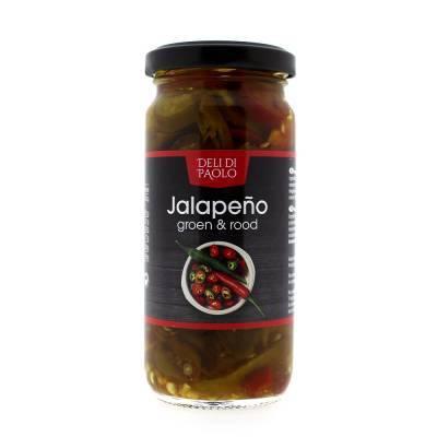 7811 - Deli Di Paolo jalapeno mix 250 gram