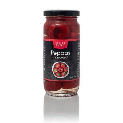 7814 - Deli Di Paolo peppas ongevuld 240 gram