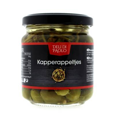 7817 - Deli Di Paolo kapperappeltjes 210 gram
