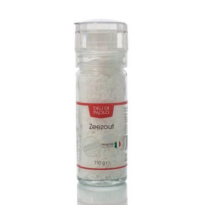 7821 - Deli Di Paolo zeezout grinder 110 gram