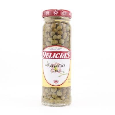 8202 - Delicias kappertjes non pareilles 100 gram