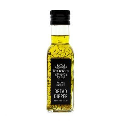 3223 - Delicious Food and Gourmet breaddipper met knoflook en basilicum 125 ml