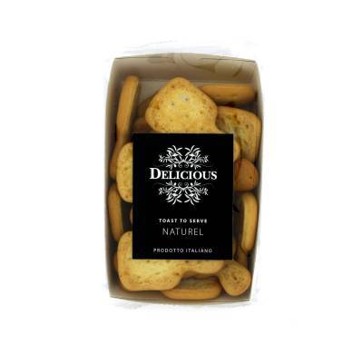 3226 - Delicious Food and Gourmet toast to serve naturel 70 gram