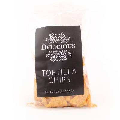 3254 - Delicious Food and Gourmet tortilla chips (tex-mex) 150 gram