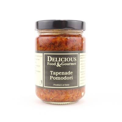 3266 - Delicious Food and Gourmet tapenade pomodori 156 ml