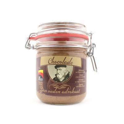 6045 - Den Ouden chocolade-advokaat weckpot 350 ml