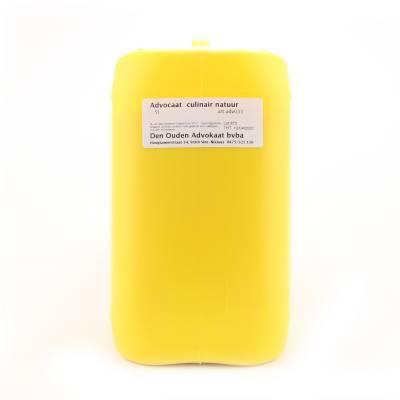6074 - Den Ouden advokaat grootverpakking 5000 ml