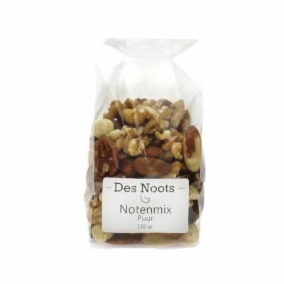 11303 - Des Noots notenmelange puur zak 150 gram